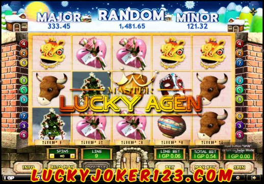 Agen Judi Slot Happy Party Joker123