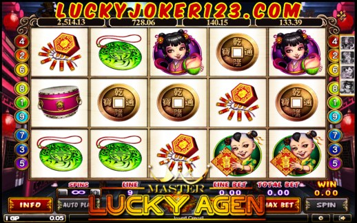 Judi Slot Online Joker123 Lucky God Progressive
