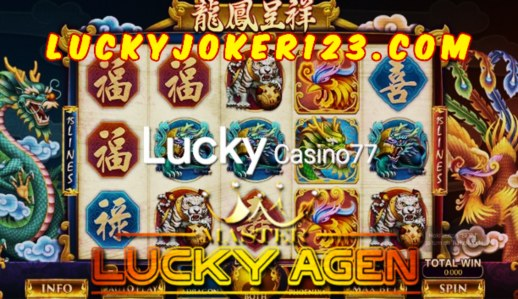 Agen Judi Slot Dragon Phoenix Joker123