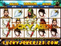 Judi Slot Three Kingdoms Quest Joker123