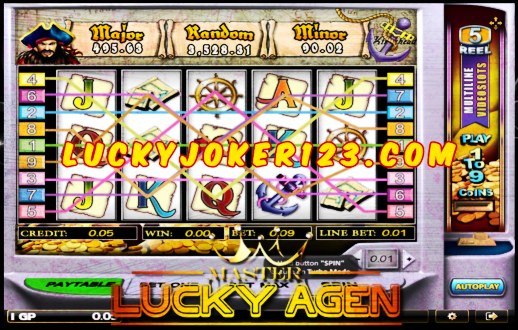 Judi Slot Captain Treasure Joker123