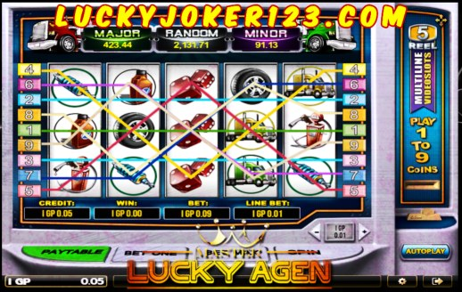 Judi Slot Highway Kings Joker123