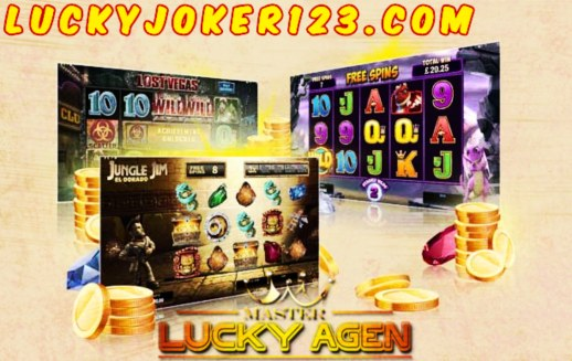 Game Judi Slot Online Joker Gaming