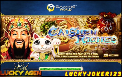 Slot Caishen Riches Joker123 Gaming