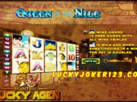Slot Queen Of The Nile Joker123 Gaming