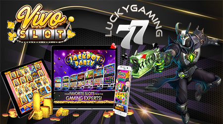 Game Slot Online Judi Vivoslot Teraman & Peminat Teramai